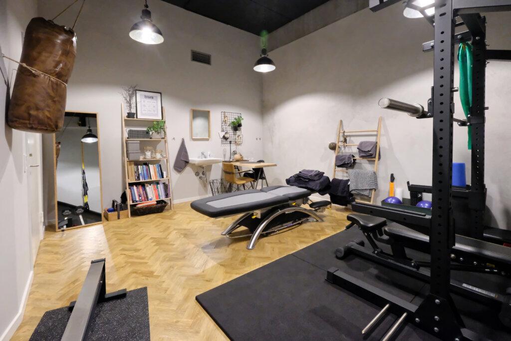Klinikken hos din fysioterapeut og ART-behandler